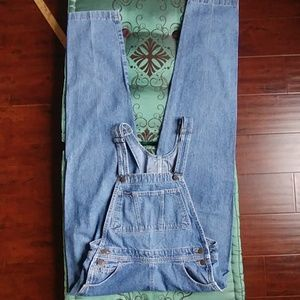 Vintage Wrangler overalls very long